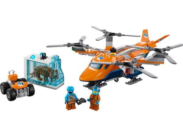 LEGO Arktični zračni prevoz
