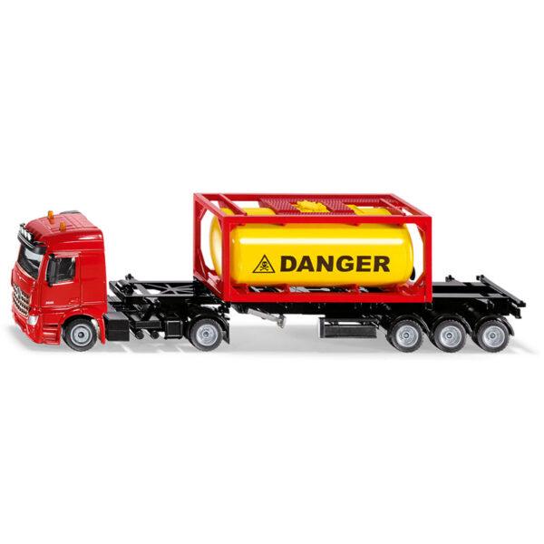 SIKU 3922 Tovornjak s cisterno