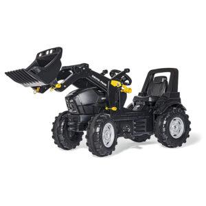 Rolly Toys Farmtrac Premium Deutz Fahr Warrior s prednjim nakladačem 71034