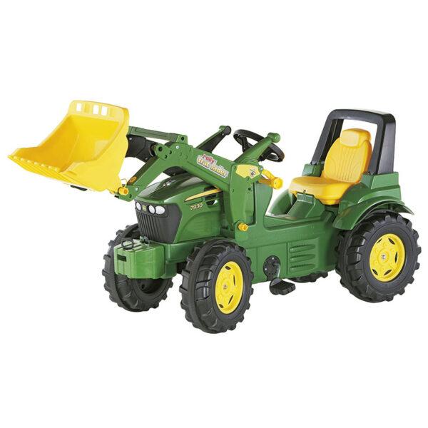 Rolly Toys Farmtrac Premium John Deere s prednjim nakladačem 71002