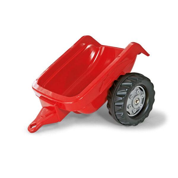 Rolly Toys Kid prikolica rdeča 12171