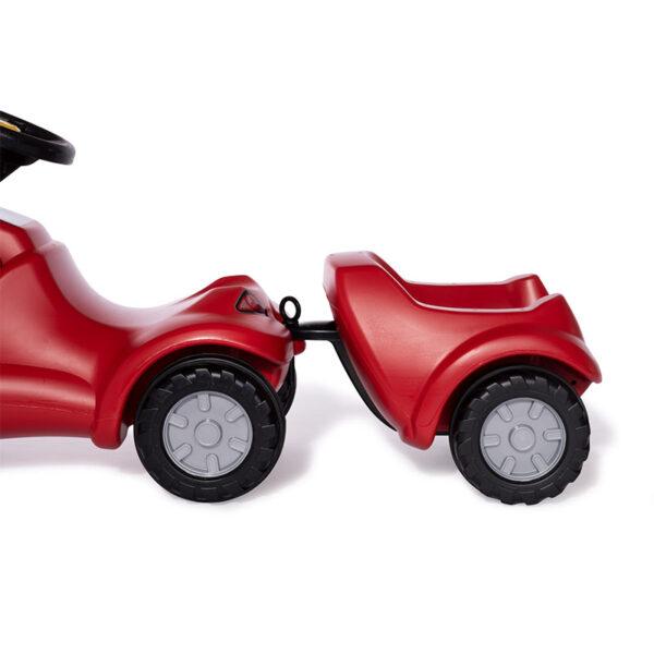 Rolly Mini prikolica za poganjalca rdeča 12208
