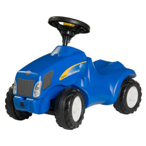 Rolly Toys Minitrac poganjalec New Holland 13208