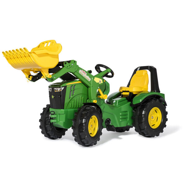 Rolly Toys X-trac Premium John Deere s prednjim nakladačem 65104