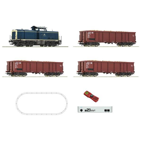 51299 z21 digitalni začetni set z dizel lokomotivo razreda 211