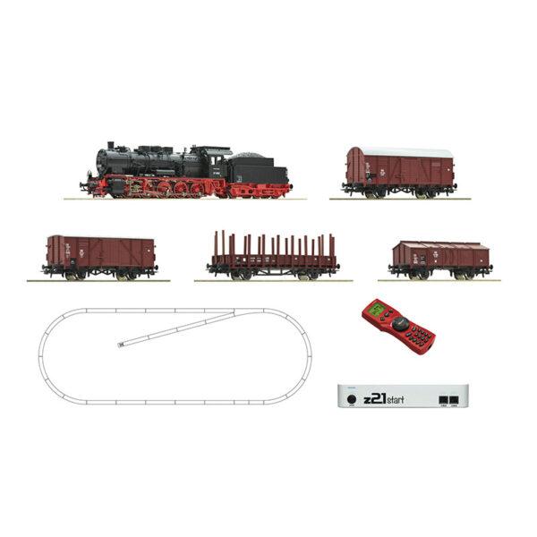 51318 z21 digitalni začetni set s parno lokomotivo razreda 57