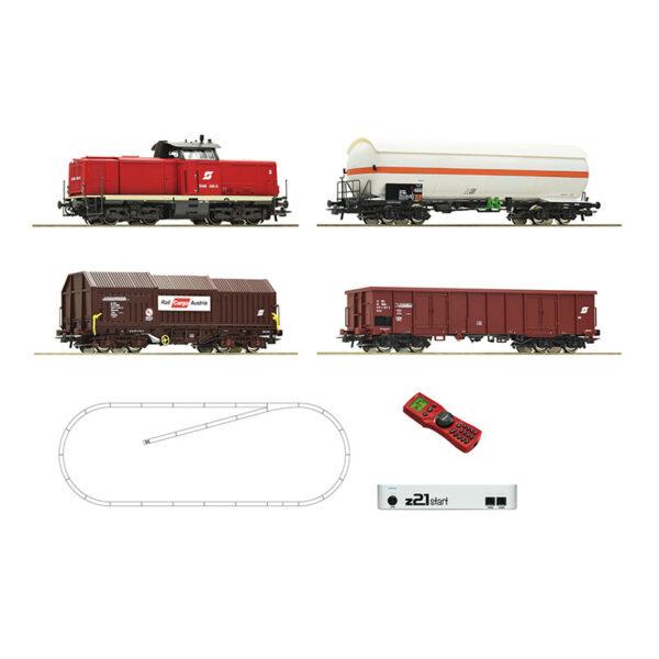 51322 z21 digitalni začetni set z dizel lokomotivo razreda 2048