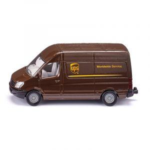 SIKU UPS logistični set treh vozil 6324
