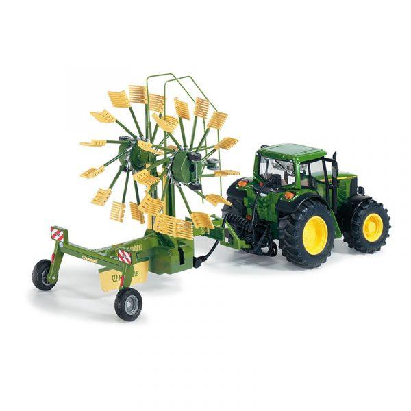 SIKU mešalnik za seno za daljinsko vodene traktorje 6782