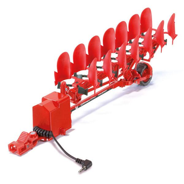 SIKU obračalni plug za daljinsko vodene traktorje 6783
